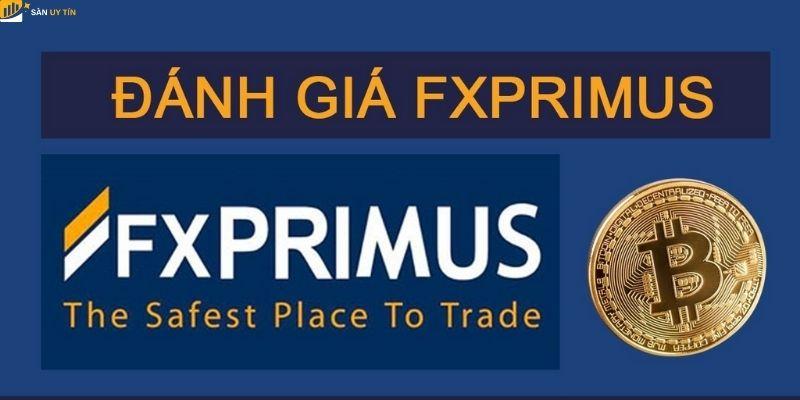 Đánh giá sàn Fxprimus