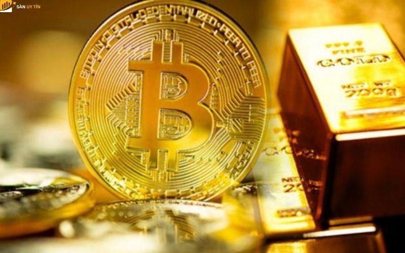 Tiền điện tử có thể thay thế được vàng hay không?