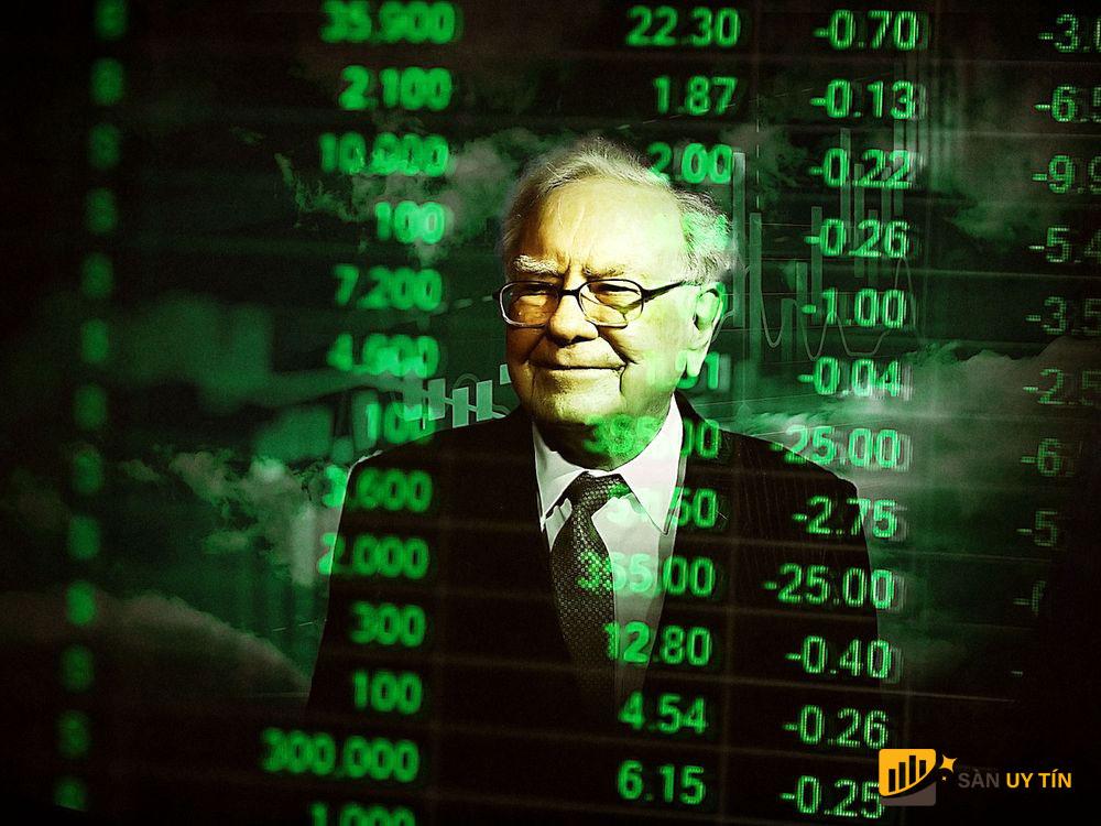 Warren Buffett nhung khoan dau