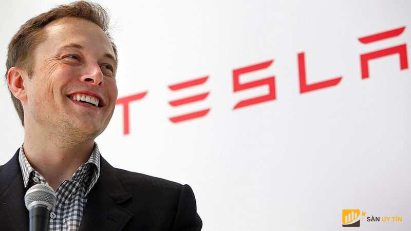 Giám đốc điều hành Tesla Elon Musk