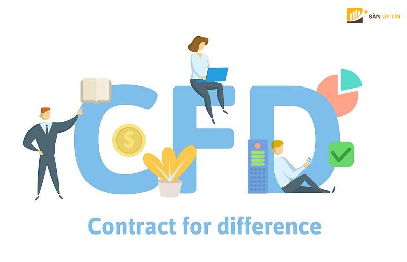 Khái niệm về giao dịch CFD