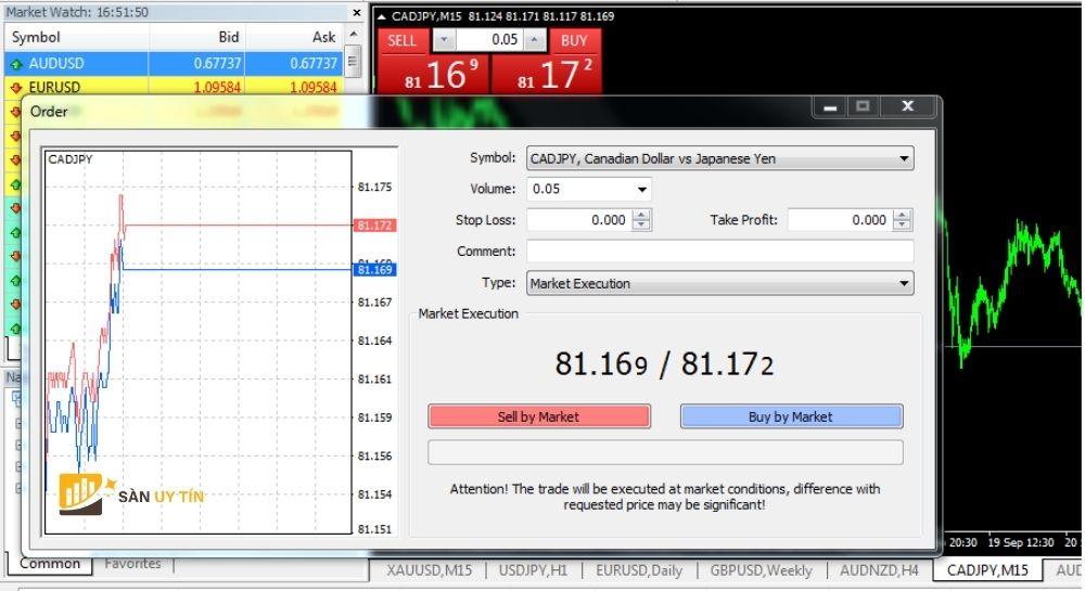 Tải phần mềm Metatrader 4 một cách đơn giản nhất