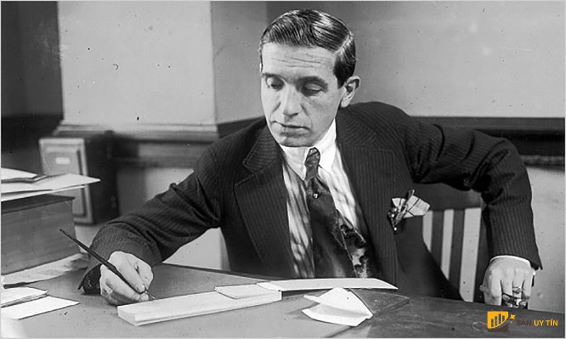 Charles Ponzi kẻ lừa đảo nổi tiếng tại Mỹ ở thể kỷ 20