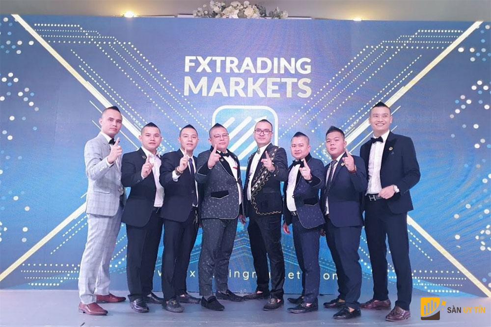 FX Trading Markets lion team lừa đảo - Lion team là gì