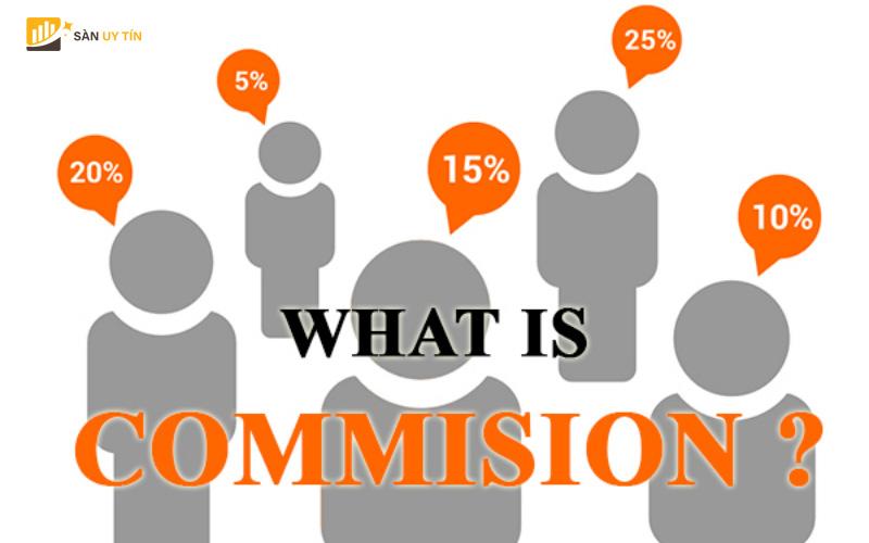Commission trong forex là gì?