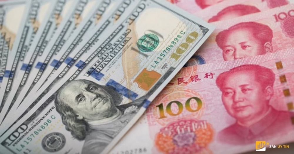 Quan hệ gữa Yên, USD với chứng khoán