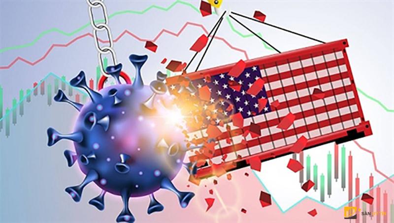 Ảnh hưởng của đại dịch tới nền kinh tế Mỹ