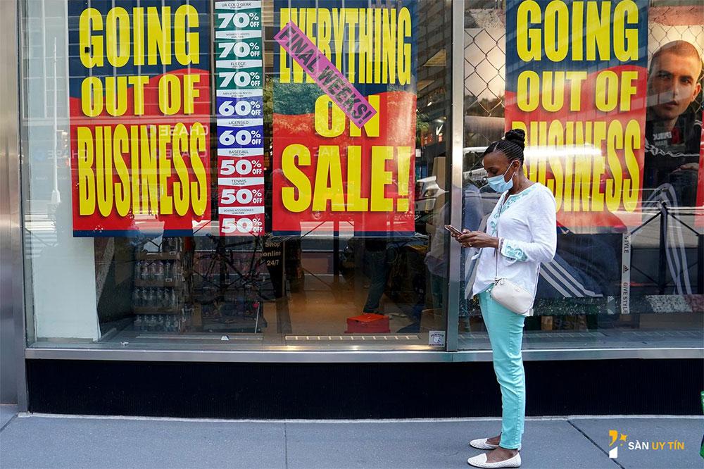 Chính phủ Mỹ đã mức cứu trợ cho các doanh nghiệp vừa và nhỏ