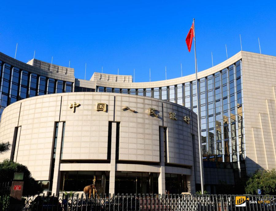 Ngân hàng trung ương Trung Quốc hôm thứ Ba đã nâng mức trung bình của đồng nhân dân tệ