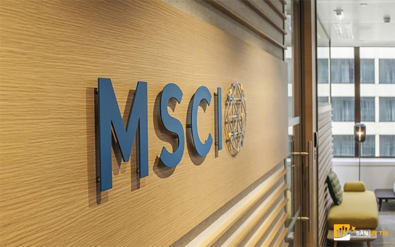 Chỉ số chứng khoán châu Á - Thái Bình Dương của MSCI