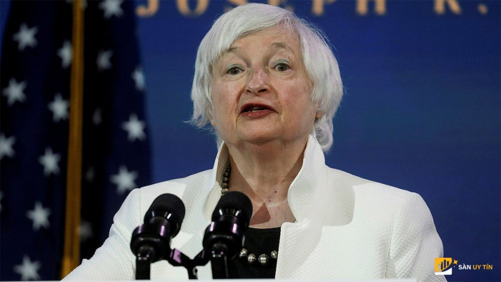Bộ trưởng Tài chính Hoa Kỳ đã đưa ra cảnh báo những nguy hiểm mà bitcoin gây ra