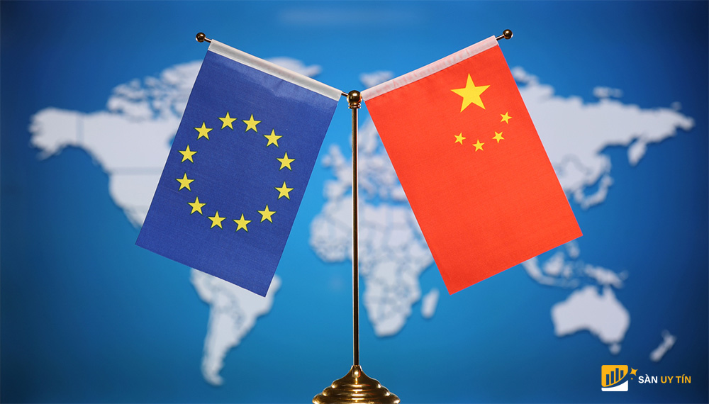 Trung Quốc chiếm lấy vị trí đối tác thương mại của Châu Âu từ Mỹ