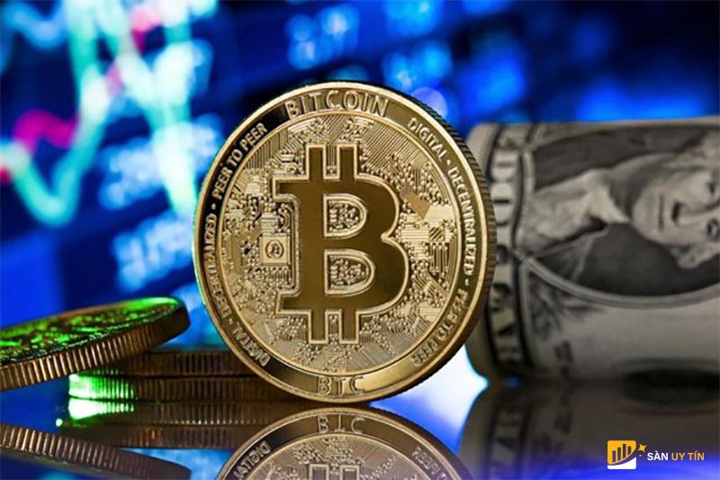 Bitcoin tăng lên mức cao nhất mọi thời đại