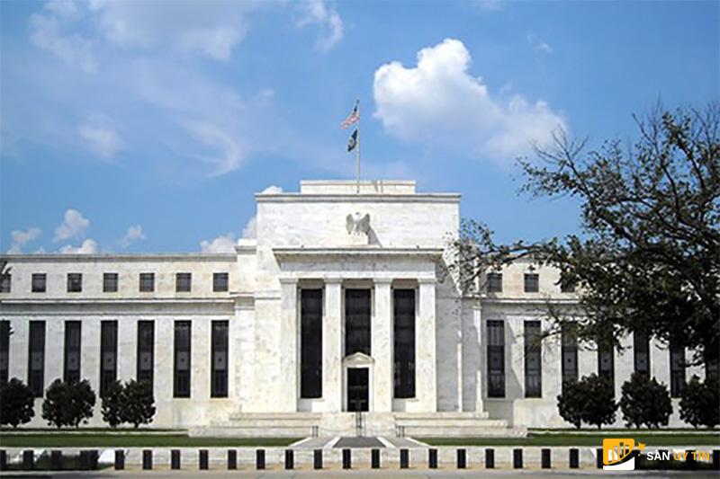 Fed mua trái phiếu hàng tháng