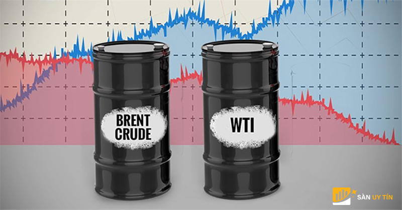 Giá dầu thô Brent và WTI đều tăng