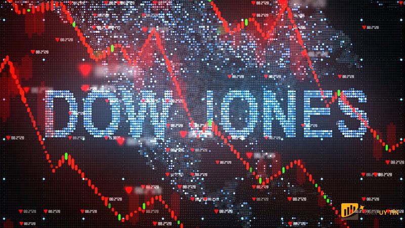 Chỉ số Trung bình Công nghiệp Dow Jones giảm 42 điểm
