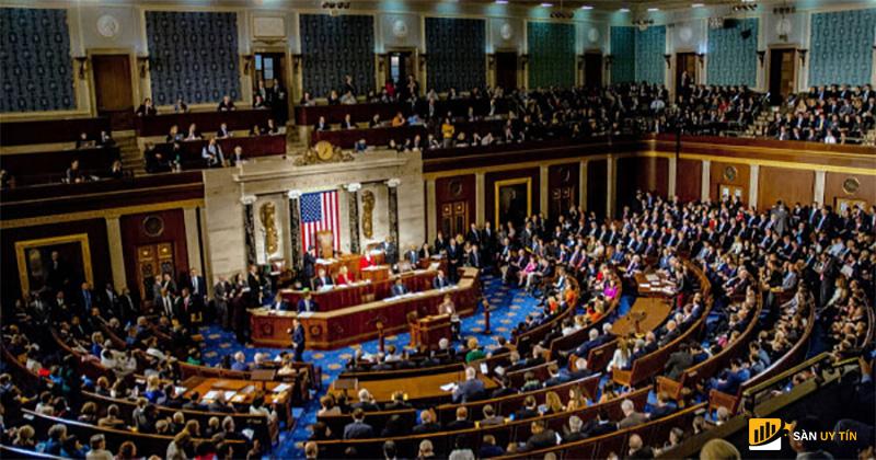 Phiên thảo luận tại Hạ viện Mỹ