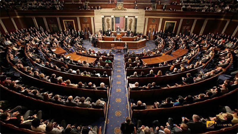 Cuộc họp quốc hội Hoa Kỳ