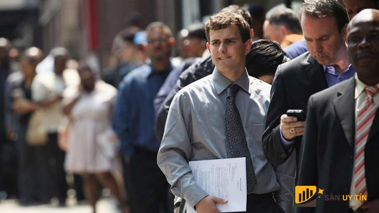Nhiều người dân Mỹ vẫn trong tình trạng thất nghiệp