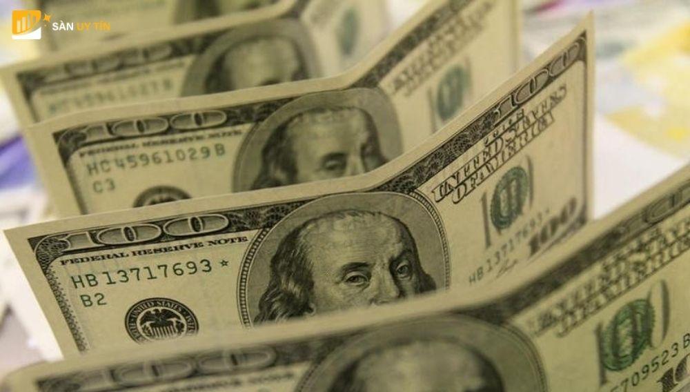 Đồng đô la tăng giá vào thứ 3
