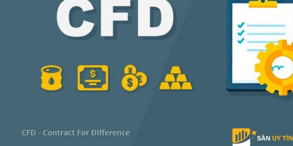 Các sản phẩm trong giao dịch CFD