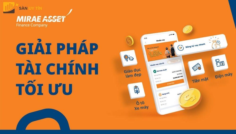 Mirae Asset - Công ty TNHH Chứng khoán Mirae Asset Việt Nam