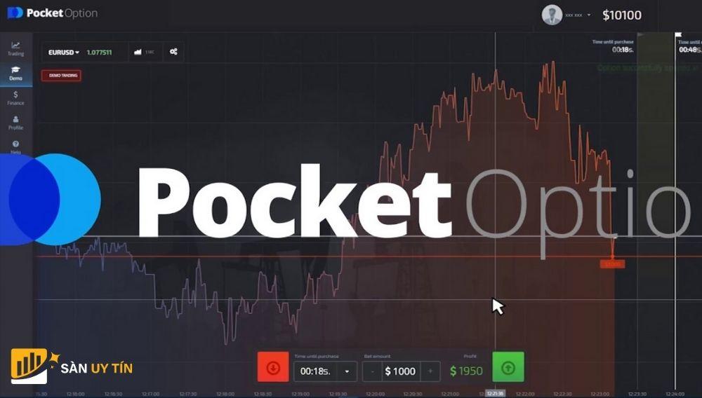 Sàn BO uy tín - PocketOption