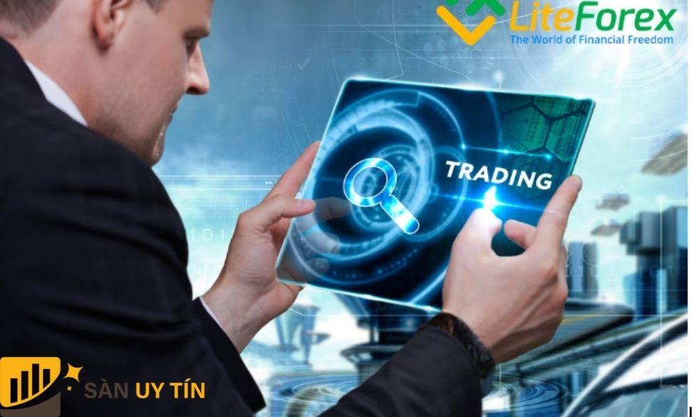 Tìm hiểu về tài khoản của LiteFinance
