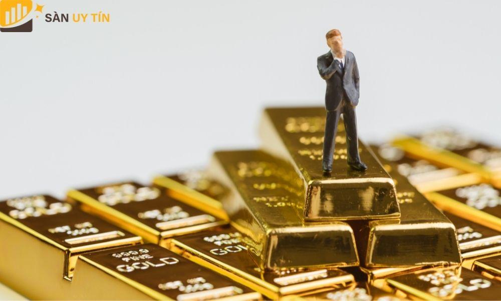 Giao dịch vàng mang lợi lợi nhuận khủng cho trader
