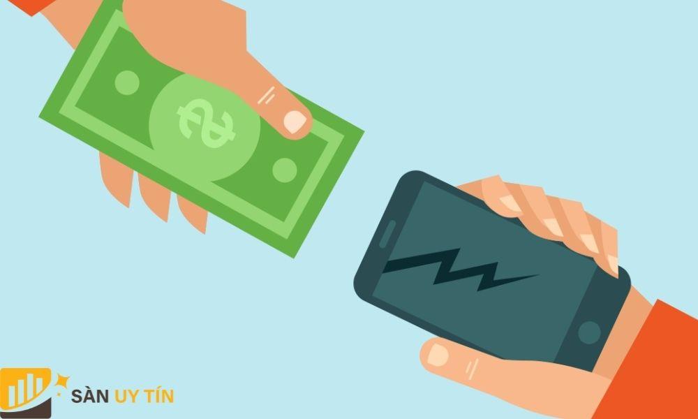 Có những phương thức nạp và rút tiền gì?