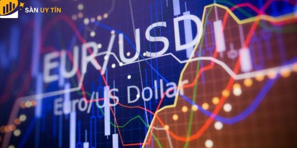 Sự chuyển động của cặp tiền tệ EUR/USD