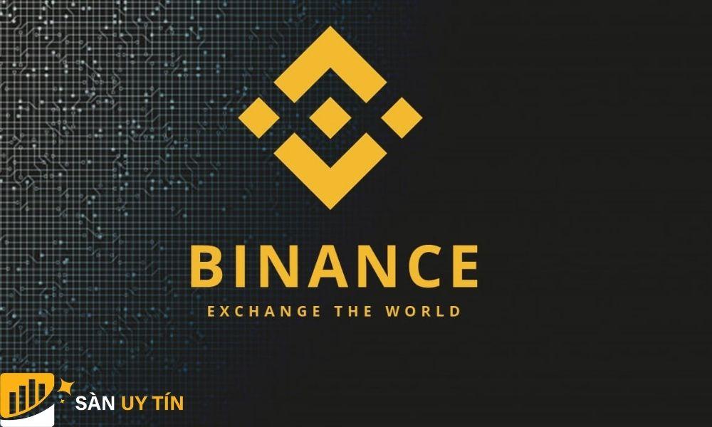 Sàn Binance là sàn giao dịch tiền ảo lớn trên thế giới