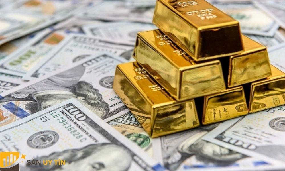 Tỷ giá vàng XAU/USD