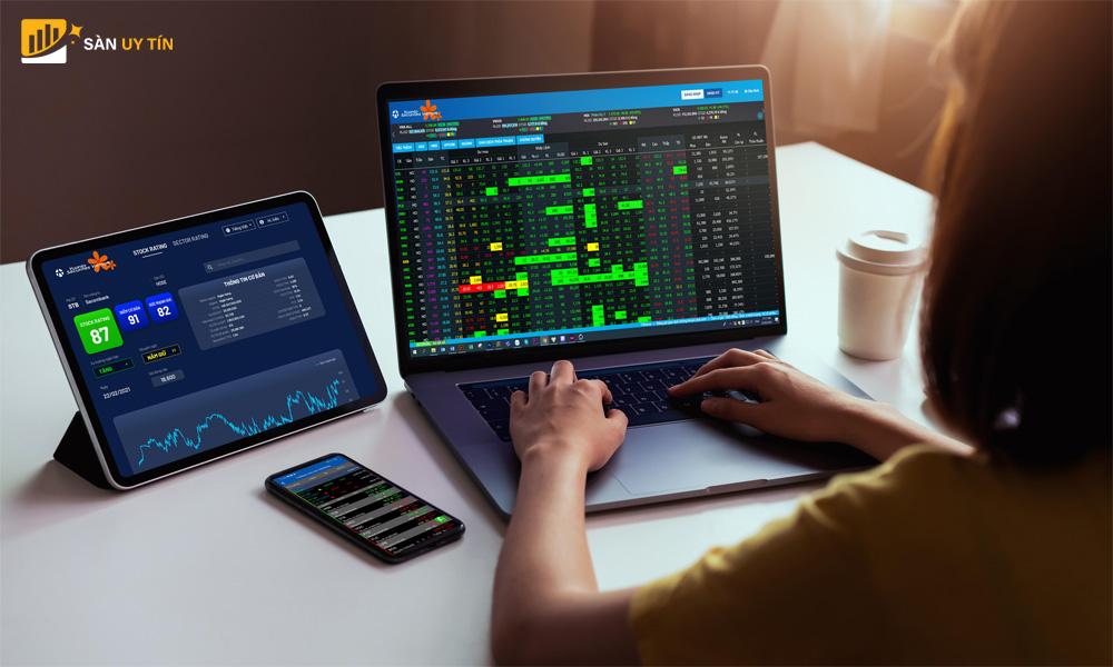Phần mềm phân tích chứng khoán miễn phí đáng lựa chọn