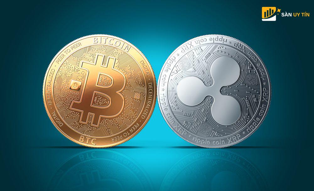 So sánh Ripple và Bitcoin