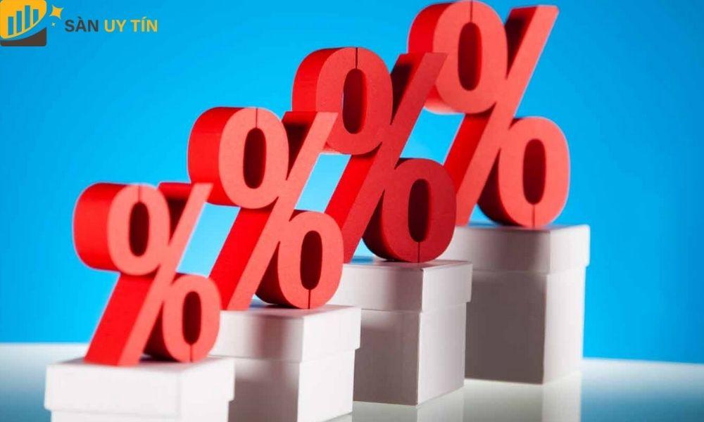 Lãi suất có ảnh hưởng đến thị trường Forex