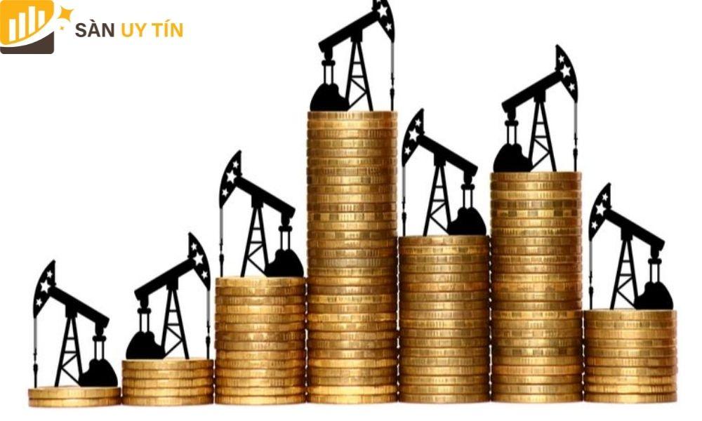 Giao dịch dầu thô thông qua cổ phiếu hay ETF