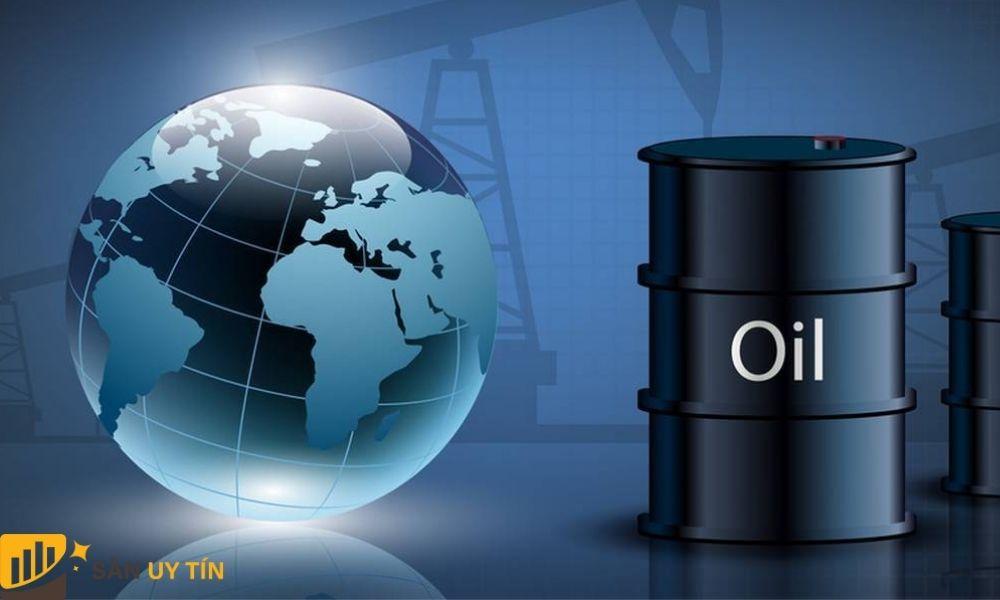 Được dùng để định giá cho các loại dầu khác