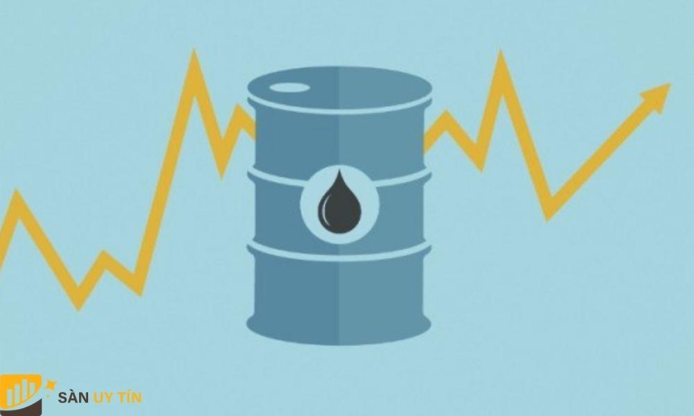 Một yếu tố mang tính chất quyết định giá dầu thô