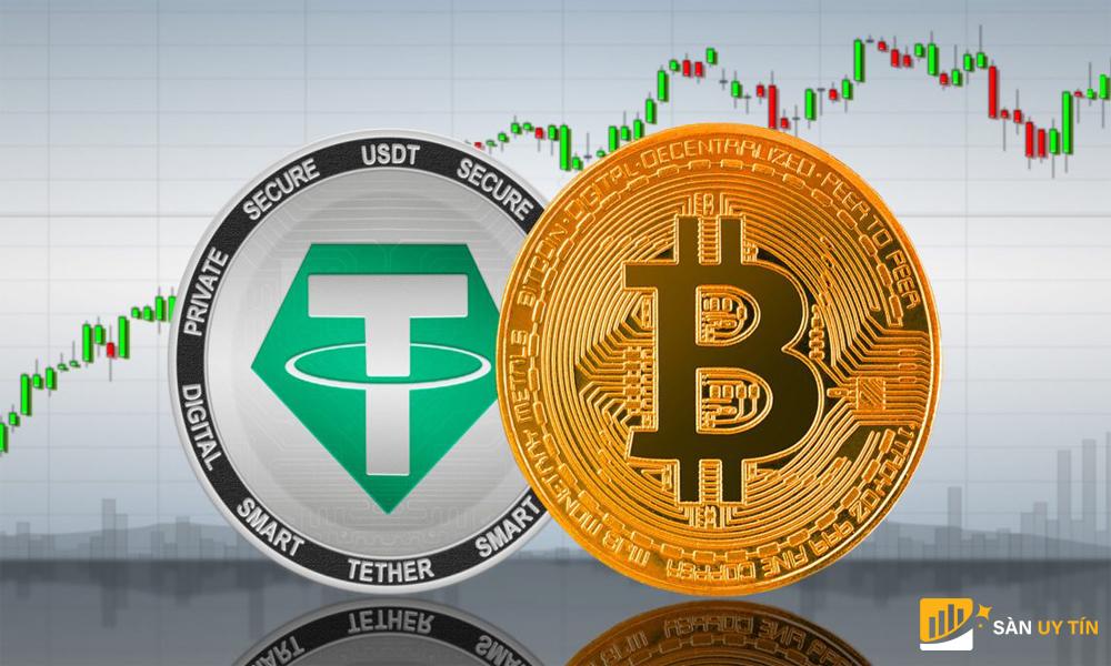 USDT và Bitcoin có phải là đối thủ của nhau