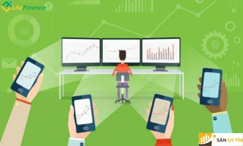 Mỗi một broker sẽ cung cấp Copy Trade khác nhau