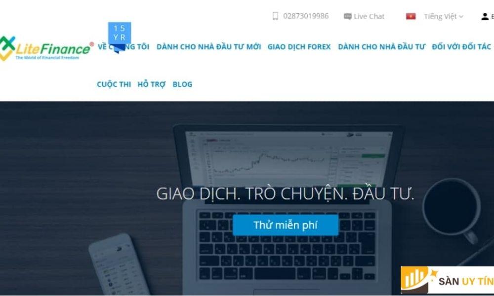 Mở tài khoản Forex tại Việt Nam