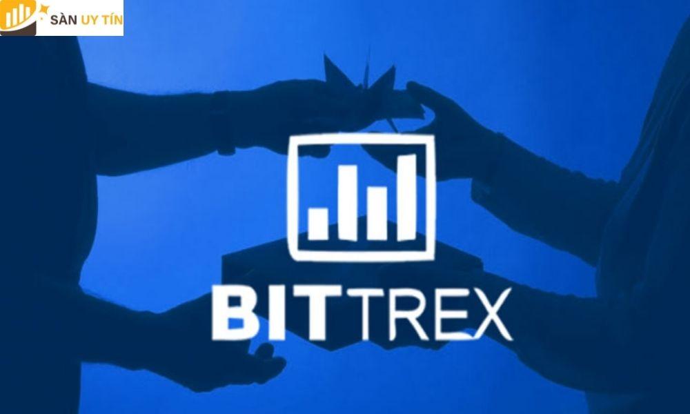 Đối tượng giao dịch tại Bittrex