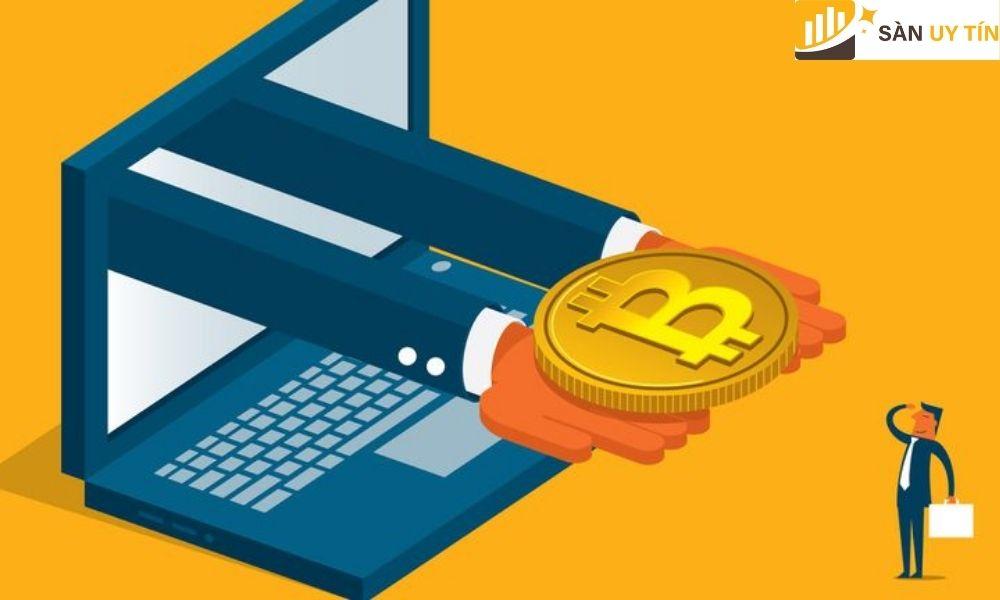 Kiếm Bitcoin uy tín thực sự là một hình thức mà nhà đầu tư tiến hành đăng ký để mở tài khoản tại những trang web