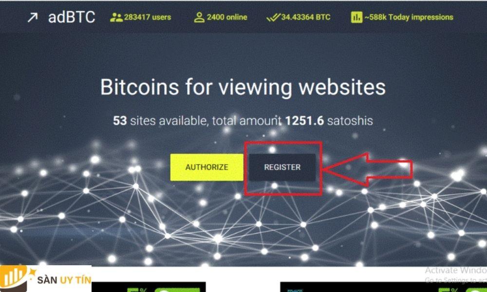 Một trang website nhận được sự yêu thích của người dùng