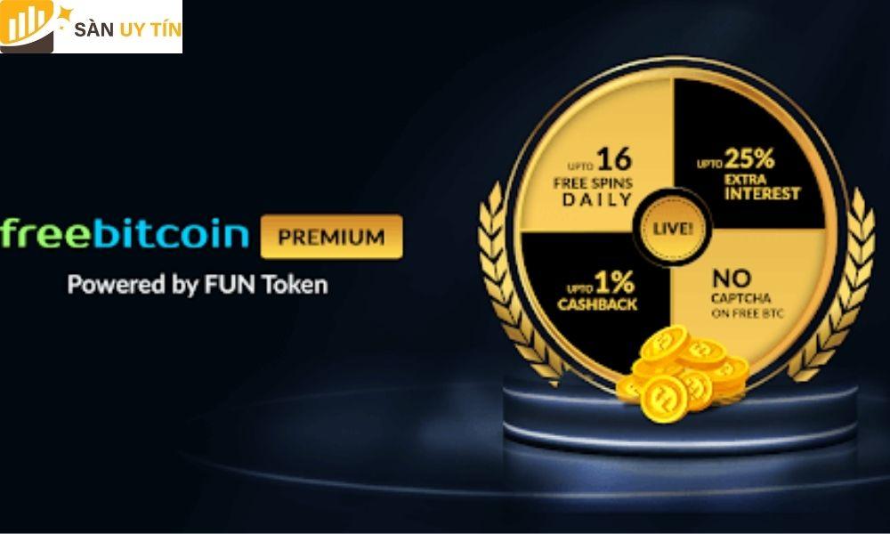 Một trong những trang web trả Bitcoin miễn phí và tốt nhất hiện nay