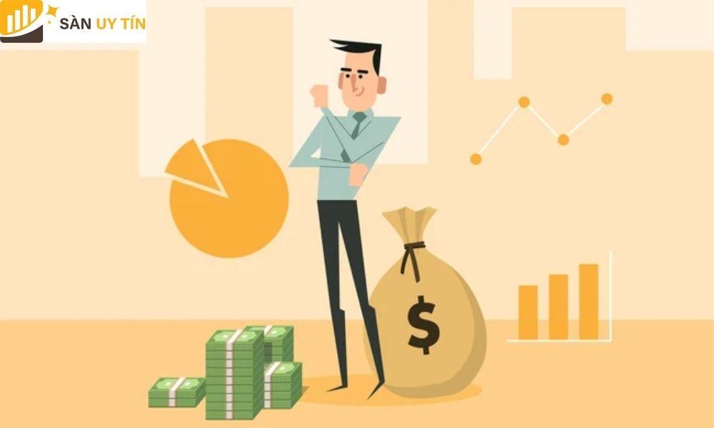 Đầu tư vào các doanh nghiệp hàng đầu sẽ là lựa chọn an toàn nhất cho trader mới