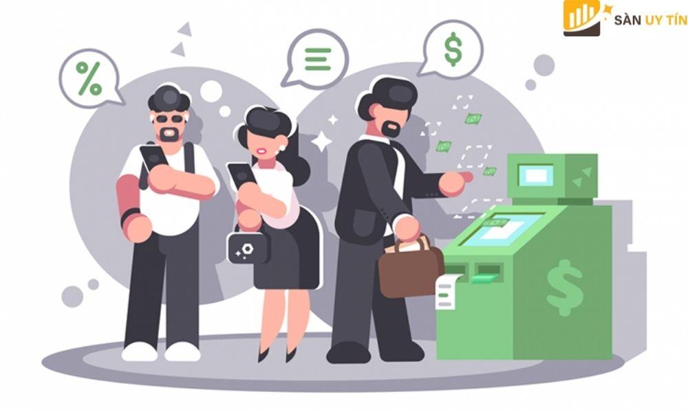 Những nhà môi giới chất lượng sẽ cho phép trader thực hiện việc nạp tiền và rút tiền một cách vô cùng dễ dàng