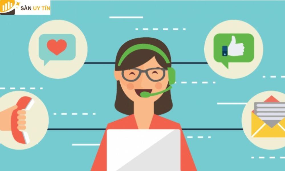 Nhân viên tư vấn là yếu tố quyết định nên chọn sàn giao dịch Forex nào?