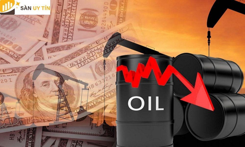 Brent crude oil là gì?